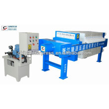 Food Grade Multifunctional PP Chamber Filter Press