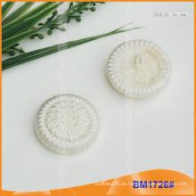 Botón chino hecho a mano del nudo Botones chinos de la rana para la ropa / vestido BM1726
