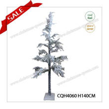 Fabricante profissional Indoor and Outdoor Decorative Snowy Christmas Tree