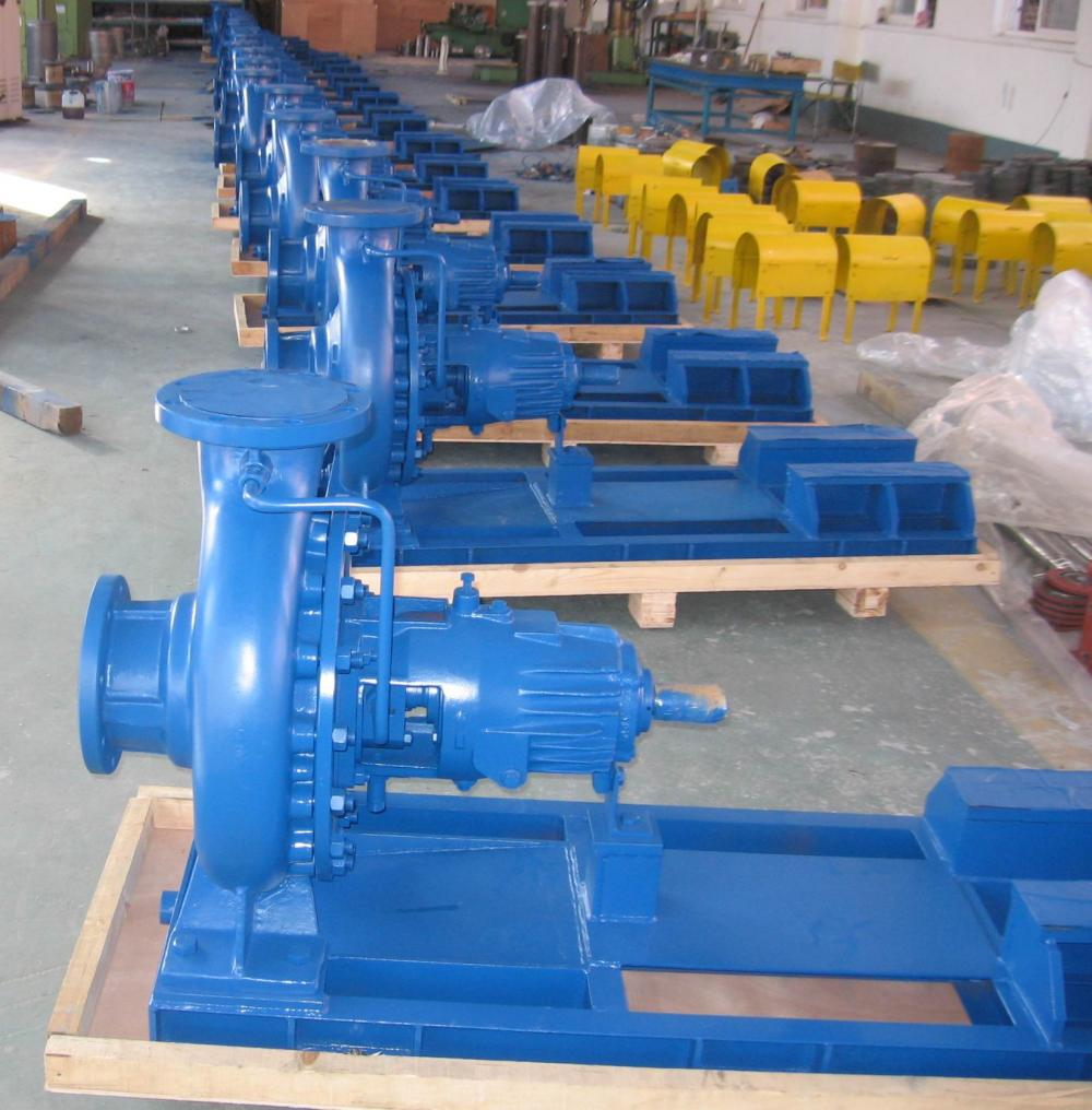 API 610 OH Petro-chemical Pump