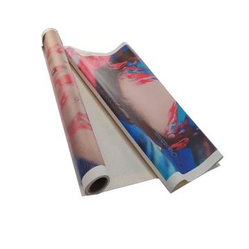 Материалы для плакатов Хлопковый холст для печати
