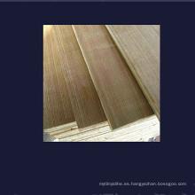 Madera contrachapada de lujo contrachapado de madera contrachapada de madera contrachapada de Malemine