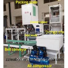 Faible coût et haute qualité Machine à emballer de farine / riz / poudre