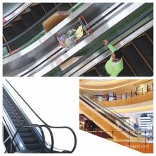 Крытый эскалатор привода Vvvf для супермаркета со скоростью 0,5 м / с
