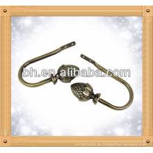 Acorn Holdback, Latch-Holdback, Fenstervorhang Holdback, dekorative Vorhang Holdbacks