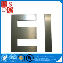 La stratification d'acier électrique de silicium de type de forme d'IE d'écart non