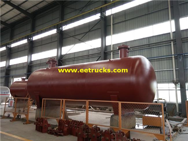 China Asme Horizontal 50t Underground Lpg Tanks Manufacturers