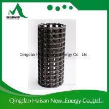 Hochfeste Stärke Polyester Basalt Triaxial Biaxial Fiber Geogrid
