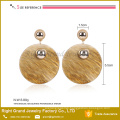 Indian Earring Light Weight Fancy Stud Earring CCB New Model Stud Earring