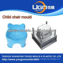 El soporte plástico del negocio de los niños del ocio, molde plástico de la silla de la inyección, moldes del molde del molde de la silla