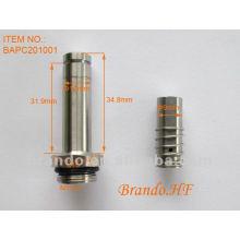 Пневматический соленоидный клапан Арматурная трубка Диаметр 10 мм