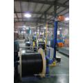 Alta qualidade preço de fábrica cabo de alto-falante transparente