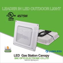 SNC UL cUL Listed 75W LED Canopy Light / Gas Station LED Canopy Light