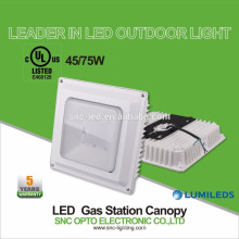 SNC UL cUL Listed 45W LED Canopy Light / Gas Station LED Canopy Light