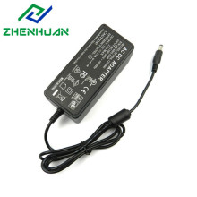 Desktop 21V 2.5A Balance Car Charger Adapter Adaptador de corriente