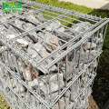 High quality sale well galvanized welded gabion mesh