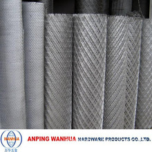 High Quality Electric Galvanized Expanded Mesh Rolls (factory)