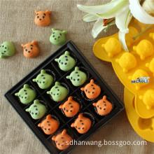 Bears DIY Chocolate Mold Tray for Chocolate Nicole B0193
