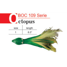 Приманка для троллинга осьминога 109