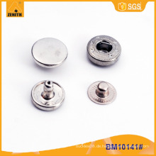 Vier Teile Metall Feder Snap Button BM10141