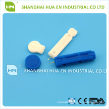 With CE FDA ISO certificated China hot sale disposable blood lancet