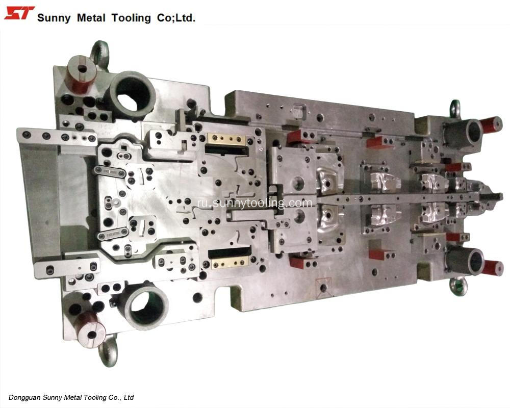 Cold Stamping Metal Part Punching Die Tooling Mould-CS007(2)