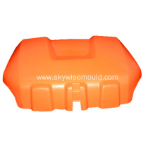 Industrial lawn mowers cover injection mould