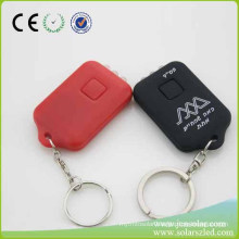 hot selling 2015 promotion gift solar key chain from alibaba website