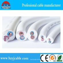 Flexible Multicore Câble de fabrication en Chine de haute qualité