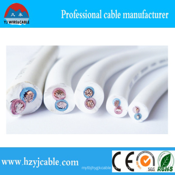 Cable de alta calidad flexible de la fabricación de Multicore China