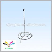 Yinjiang OEM Professional Metal Wire Clip de papier Note Holder Memo Spike Rack