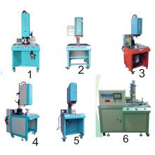 Máquina de soldadura de plástico para PVC, PU, TPU, cuero, tela