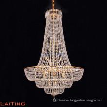 Lager foyer image lighting Zhongshan light crystal chandelier