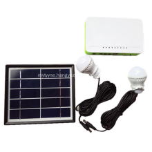 Mini Portable Solar Household System Household Solar Lamp