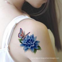 etiqueta engomada temporal del tatuaje de la bici impermeable de encargo al por mayor de la fábrica