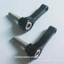China Supplier M3 M4 M5 Plated Steel socket Head Thumb Screw