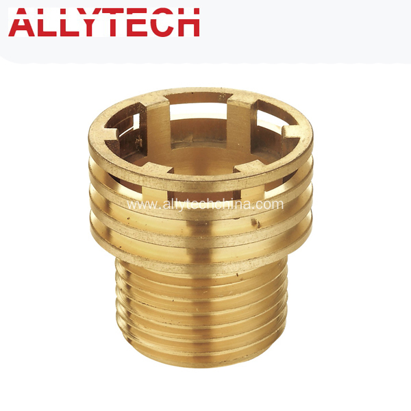 Brass Cylinder Precision CNC Machining Parts