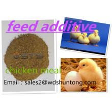 Порошок белка куриного шрота на корм животным