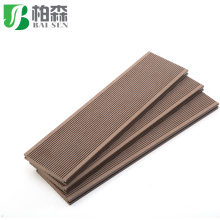 China cheap price outdoor wood plastic WPC Deck Flooring