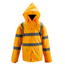 300D Oxford Reflective Traffic Safety Jacket