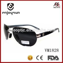 Высококачественные мужские солнцезащитные очки для мужчин с красивым храмом