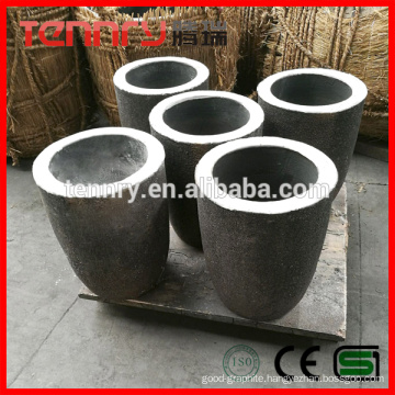 Refractory Clay Graphite Pot For Melting