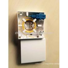 FTTH SC / UPC оптоволоконная патронная панель, пластиковая панелька с дешевой ценой