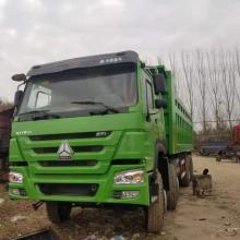 Refurbished SINOTRUK HOWO 8X4 Dump Truck