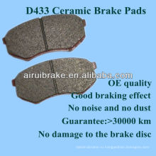 OE качество Японская Toyota Brake Pad