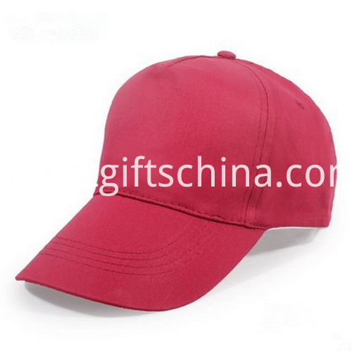 Promotional Custom Logo Baseball Sports Cap_3