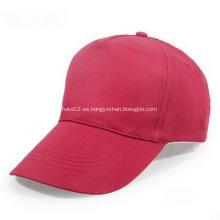 Gorra deportiva de béisbol con logotipo personalizado promocional