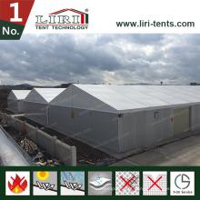 Grande armazém para venda com Clear Span para tenda de armazenamento