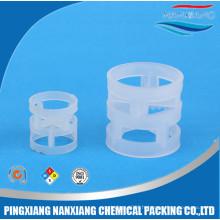 Emballage en plastique de bague de Pall pour l'industrie chimique