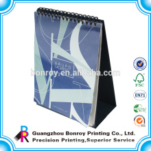 2015 New design printing paper custom funny desk calendar